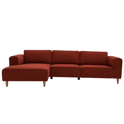 LIAM-83105-DCB MDT1478 URBN Liam 3 Seater Left L-Shape Sofa