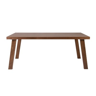 dining room tables william dining table base finish walnut top finish