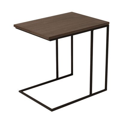 Frederik End Table Finish: Walnut