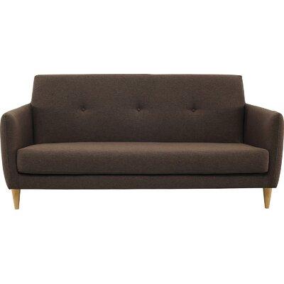 Torvi 3 Seater Sofa Upholstery: Chestnut