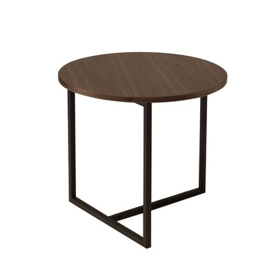 Dolf End Table Finish: Walnut