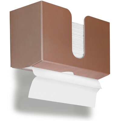 Paper Dual Towel Holder Color: Sparkling Canyon Copper