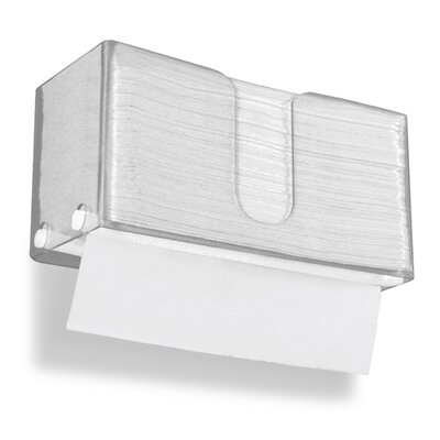 Paper Glider Dual Single Towel Holder