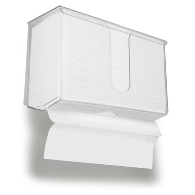 Paper Dual Single Towel Holder with Lid