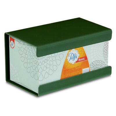 Kleenex Large Box Holder Color: Hosta Leaf Green