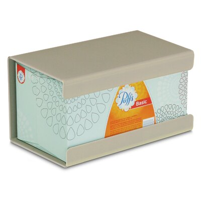 Kleenex Large Box Holder Color: Almond Beige
