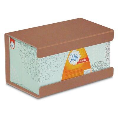 Kleenex Large Box Holder Color: Sparkling Canyon Copper