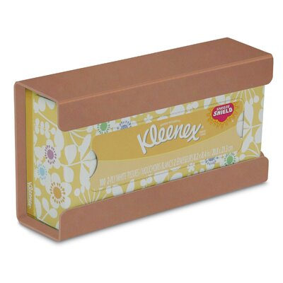 Kleenex Small Box Holder Color: Sparkling Canyon Copper