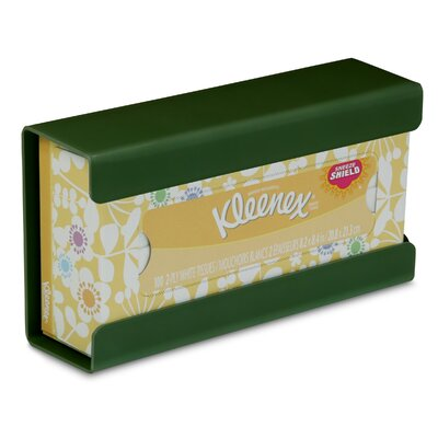 Kleenex Small Box Holder Color: Hosta Leaf Green