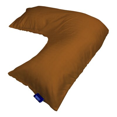 L-Pillow Case Color: Beige