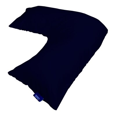 L-Pillow Case Color: Navy