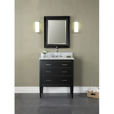 Manhattan 31 Single Bathroom Vanity Set