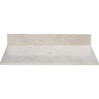 Galala 37 Single Bathroom Vanity Top Length: 31
