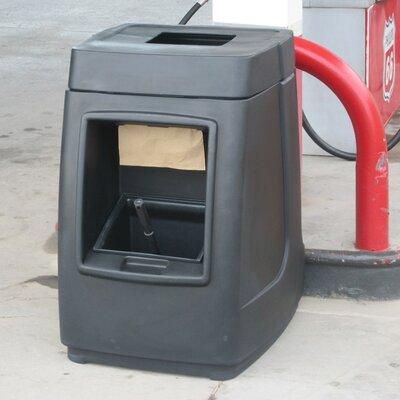 Contour 39 Gallon Trash Can 8001456