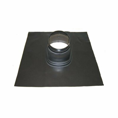 Shingle Roof Flashing Assm with 1/12 to 6/12 Pitch