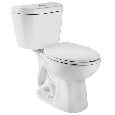 Stealth 0.8 GPF Elongated Two-Piece Toilet