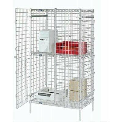 Nexel Door Set For Security Shelving Units SD3614C