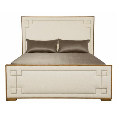 Soho Luxe Upholstered Panel Bed