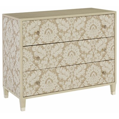 Savoy Place 3 Drawer Bachelors Chest