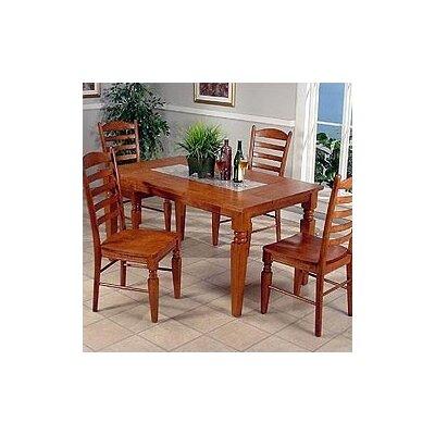 Terra Rectangular 4 Leg Dining Table