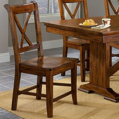 Cornwall Solid Wood Dining Chair (Set of 2)