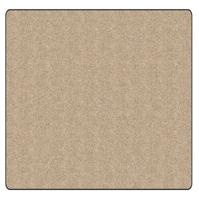 Americolors Almond Area Rug Rug Size: Square 6