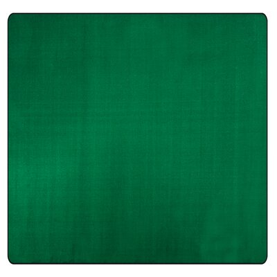 Americolors Clover Green Area Rug Rug Size: Square 6