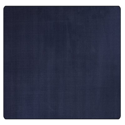 Americolors Navy Area Rug Rug Size: Square 6