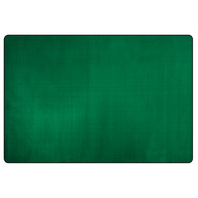 Americolors Clover Green Area Rug Rug Size: Rectangle 12 x 18