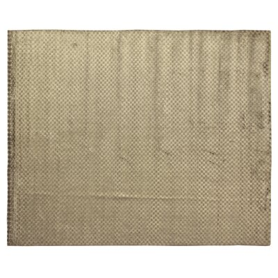 Oxford Beige Area Rug Rug Size: 10 x 14