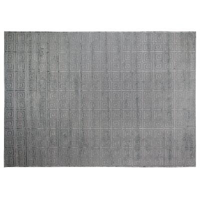 Greco Aqua Area Rug Rug Size: 10 x 14