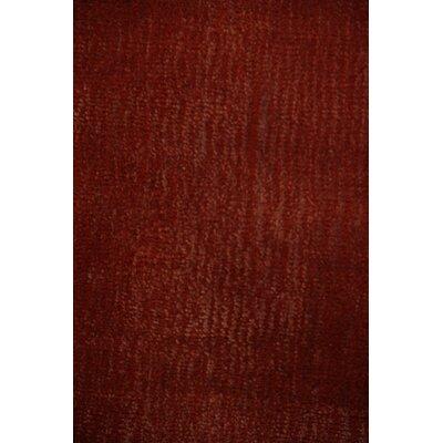 Gem Orange Area Rug Rug Size: 9 x 12