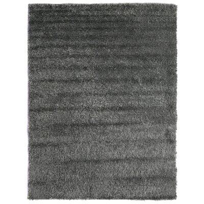 Shaggy, New Zealand Wool, Light Blue (10x14) Area Rug