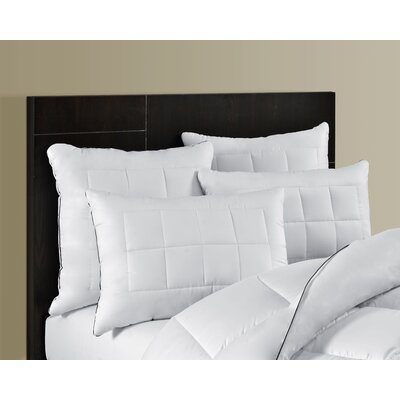 Ultra Plush Luxury Stomach and Bed Down Alternative  Pillow Size: King