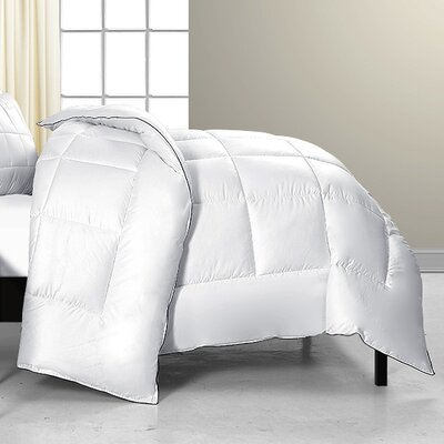 All Season Down Comforter Size: Full / Queen
