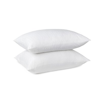 All Sleep Position Polyfill Pillow (Set of 2) Size: Standard