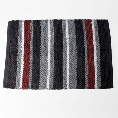Evan Stripe Bath Rug