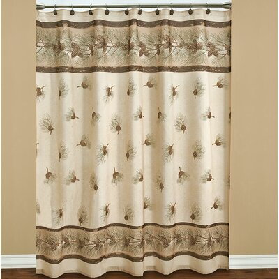 Pinehaven Shower Curtain