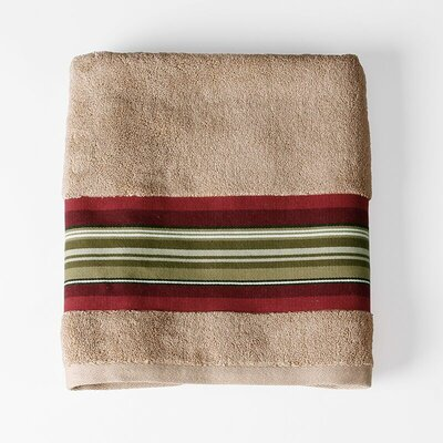 Madison Stripe Bath Towel
