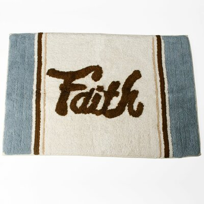 Faith Bath Rug