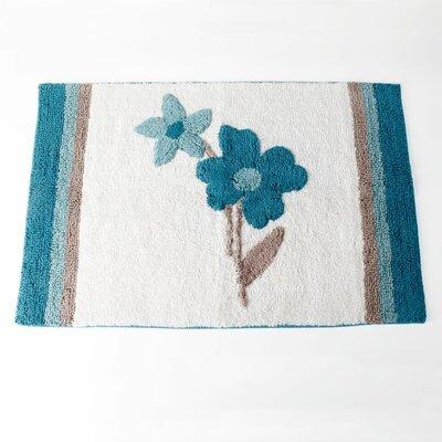 Blue Note Bath Rug