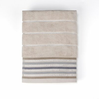 Colorware Stripe Bath Towel