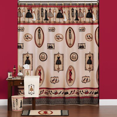 Fashion Passion Shower Curtain