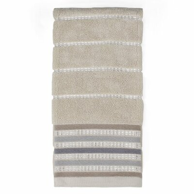 Colorware Stripe Hand Towel