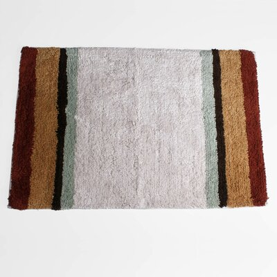 Jessen Stripe Bath Rug