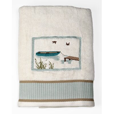 Lake Retreat Bath Towel
