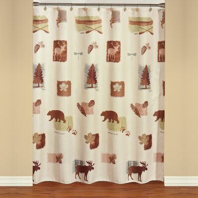 Natures Trail Shower Curtain