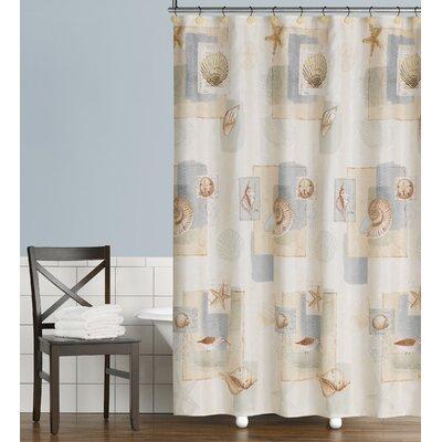 Bayside Shower Curtain