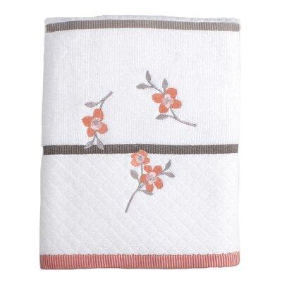 Coral Garden Bath Towel