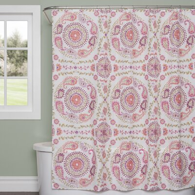 Portica Fabric Shower Curtain